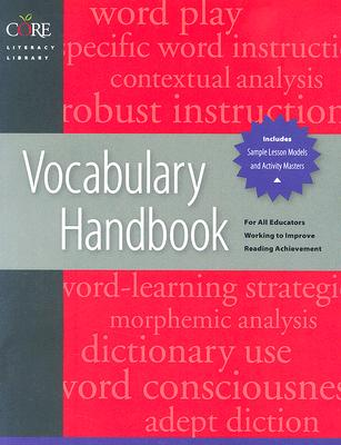 Vocabulary Handbook By Diamond, Linda/ Gutlohn, Linda